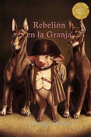Bog, paperback Rebelion En La Granja af George Orwell