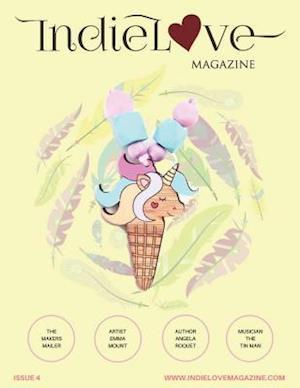 Bog, paperback Indielove Magazine, Issue 4 af Indielove Magazine, Sarah Gai