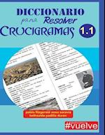 Diccionario Para Resolver Crucigramas 1.1