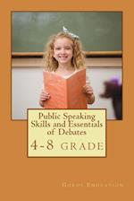 Public Speaking Skills and Essentials of Debating