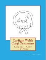 Cardigan Welsh Corgi Ornaments