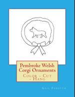 Pembroke Welsh Corgi Ornaments