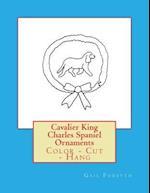 Cavalier King Charles Spaniel Ornaments