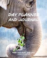 Day Planner and Journal af Debbie Milller