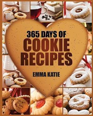Bog, paperback Cookies af Emma Katie
