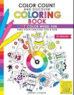Color Count and Discover Coloring Book