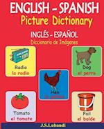 English - Spanish Picture Dictionary (Ingles - Espanol Diccionario de Imagenes)