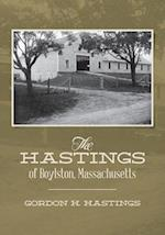 The Hastings of Boylston, Massachusetts