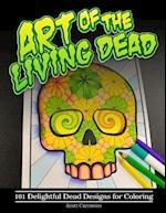 Art of the Living Dead af Scott C. Cummins
