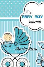 My Baby Boy Journal