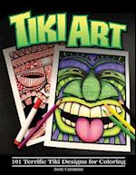 Tiki Art af Scott C. Cummins