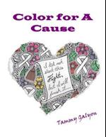 Color for a Cause af Tammy Galyon