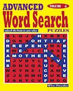 Advanced Word Search Puzzles. Vol. 4