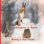 The Adventures of Vante af MR Geert Weggen