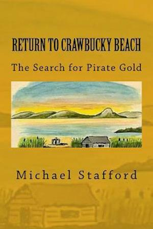 Bog, paperback Return to Crawbucky Beach af Michael Stafford