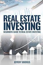 Real Estate Investing af Jeffery Siberius