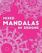 Mixed Mandalas af Ksenia Walker