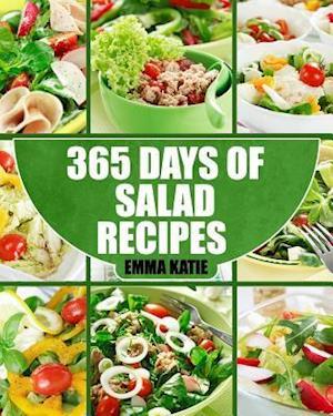 Bog, paperback Salads af Emma Katie