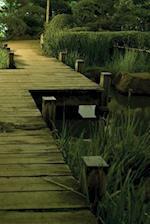 Garden Pond Walkway Journal