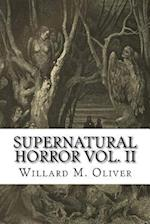 Supernatural Horror Vol. II