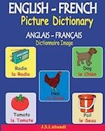 English-French Picture Dictionary (Anglais - Francais Dictionnaire Image)