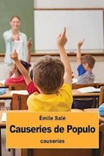 Causeries de Populo