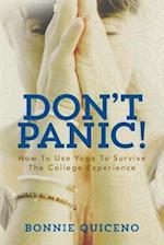 Don't Panic! af Bonnie Quiceno