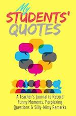 My Students' Quotes