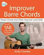 Andy Guitar Improver Barre Chords