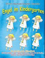 Engel Im Kindergarten - Das Kreative Grosse Mitmachbuch