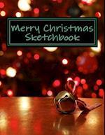 Merry Christmas Sketchbook