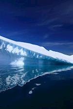 An Iceberg and It's Reflection in Antarctica