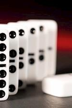 Standard Black and White Dominoes