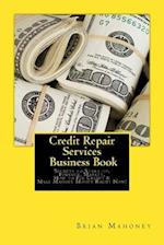 Credit Repair Services Business Book