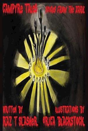 Bog, paperback Campyre Tales af Raz T. Slasher