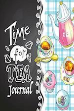 Time for Tea Journal