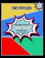 Comic Strips Book