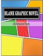 Blank Graphic Novel