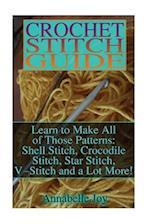 Crochet Stitch Guide af Annabelle Joy