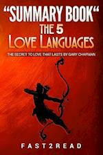 Summary Book the 5 Love Languages