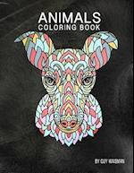 Animals - Coloring Book.