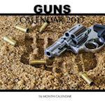 Guns Calendar 2017
