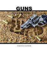 Guns Weekly Planner 2017