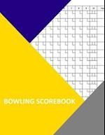 Bowling Scorebook