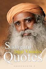 Sadhguru Jaggi Vasudev Quotes af Sreechinth C