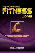 My 100 Favorite Fitness Words