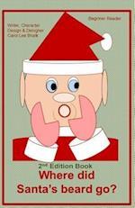 Where Did Santa's Beard Go?