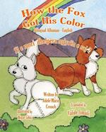 How the Fox Got His Color Bilingual Albanian English