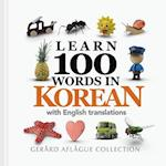 Learn 100 Words in Korean with English Translations