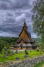 Stave Church in Norway Journal